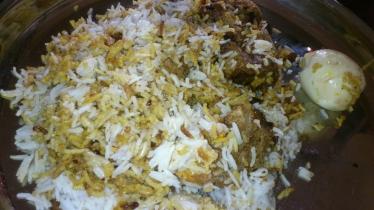 Mutton Biriyani