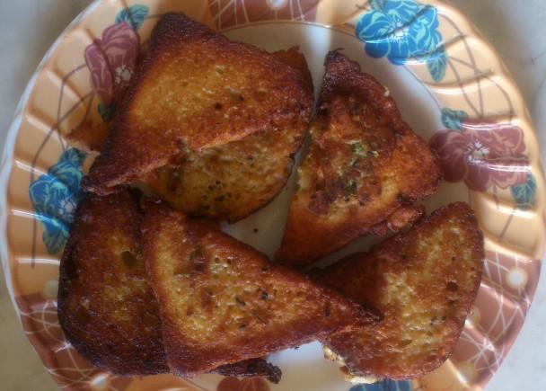 Bread Pakoda